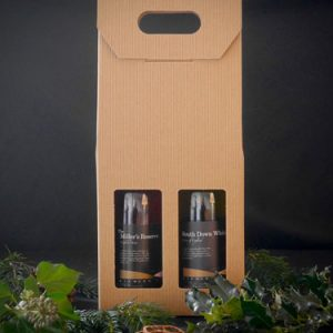 Highdown 2 Bottle Wine Box